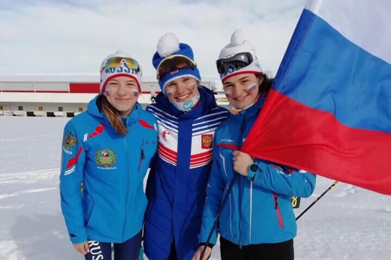 Олеся Рязанова успешно дебютировала
