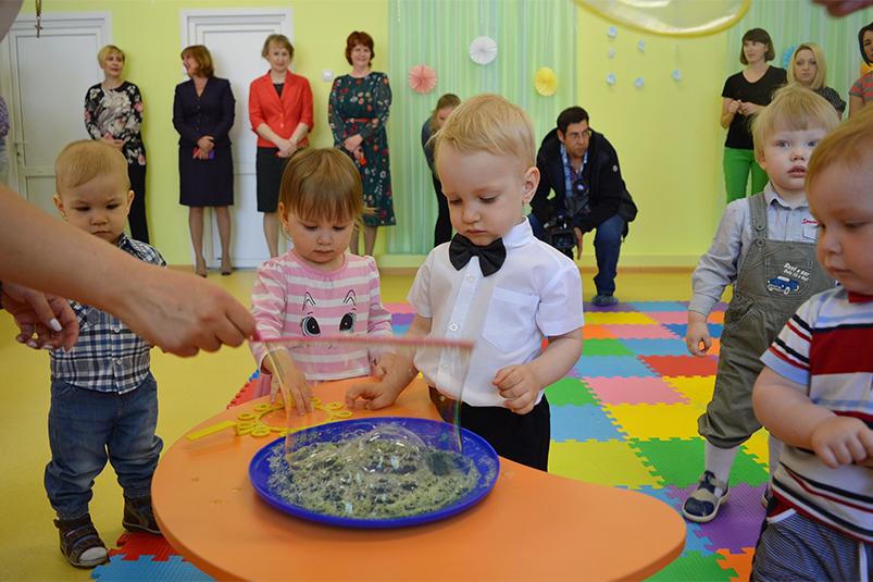 Открылся консультативно-методический центр для малышей