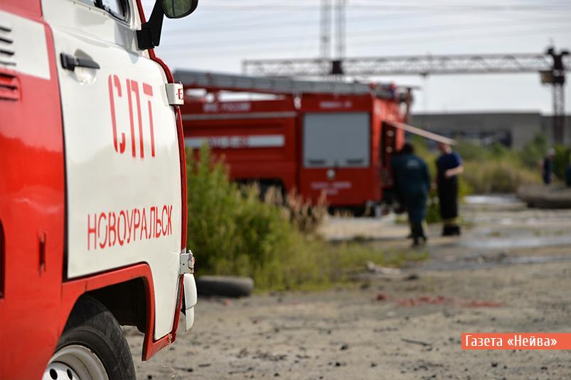 О взрыве большегруза в Новоуральске сообщил сторож